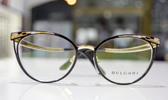 Bvlgari graduated glasses model 2186 2018 53-17