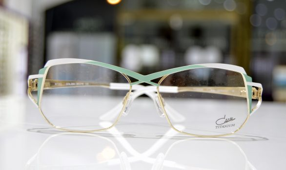 Cazal graduated glasses model  1083 004 54-15