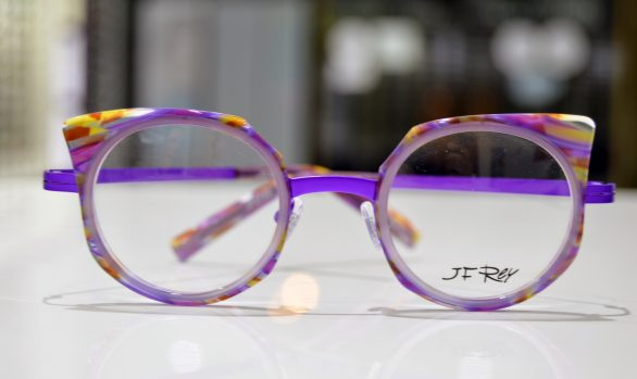 JF Rey graduated glasses model JF2720 7080 45-23