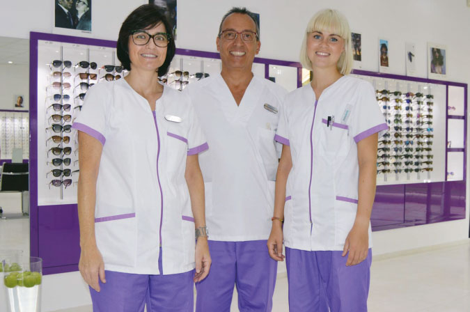 Team-Dan-optica-fuengirola