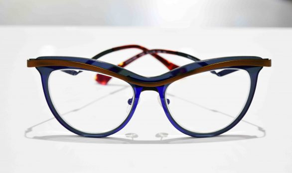 Boz prescription frame model  Diamond color 7555 51-16