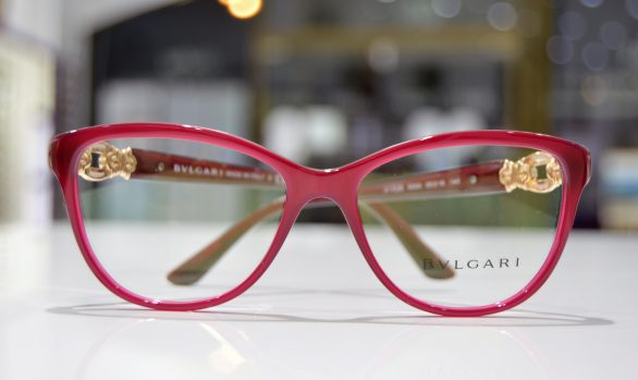 Bvlgary graduated glasses model 4132B 5333 55-16