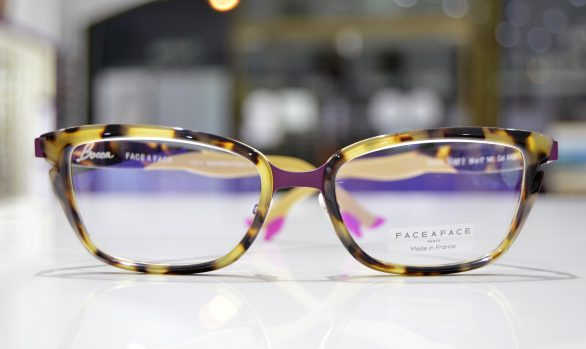 Face A Face Bocca graduated glasses model Star 2 9425 55-17