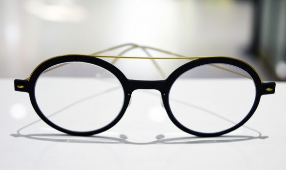 Lindberg prescription frame model 6543 D16/GT 48-22