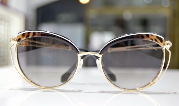 Solbriller af Roberto Cavalli model Casola 1032 05B 56-19
