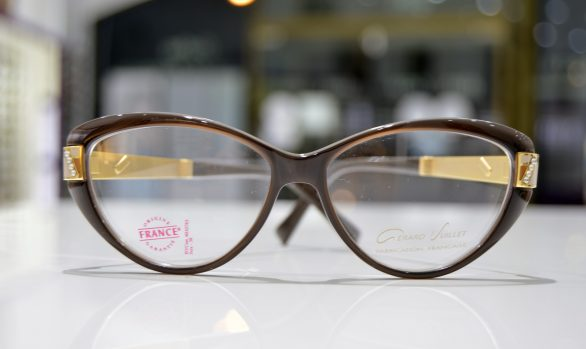 Gerard Vuillet Graduated Glasses model Osiris AC 54-15